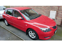 2005 Mazda 3 TS, 5 Door Hatch, Full Years MOT