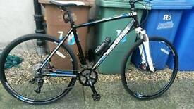 Mountain bike, hybrid bike, boardman