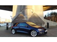 2008 58 VOLKSWAGEN SCIROCCO 2.0 GT DSG 3d AUTO 200 BHP(CHEAPER PART EX WELCOME)