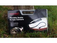 Flexible Snake Scope / Gooseneck / Borescope, USB Camera with LED