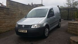 2007 / 07 PLATE Volkswagen CADDY C20 PLUS SDI EURO 4 TAX BAND 2.0 NO VAT NO VAT NO VAT