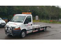 Renault master recovery truck