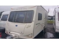 Bailey Senator Series 6 Vermont - 2 Berth Touring Caravan