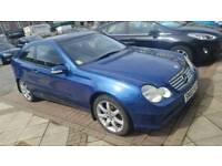 02 MERCEDES C200 2L AUTOMATIC PX OR SWAP WELCOME