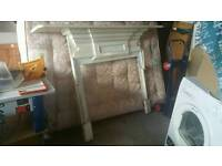 Antique Georgian fire surround/mantelpiece delivered free Whitstable/Canterbury/Thanet area