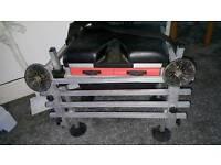 Cy'prinus seat box with footplate