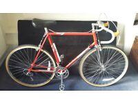 Vintage 1987 Raleigh Criterium Road Bike