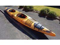 PRIJON EXCURSION tandem kayak in very good condition