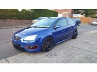 Ford Focus St-2 340bhp RS FLYWHEEL 75Miles 3door.,
