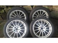 Alloys &Tyres 5x108 Size 17