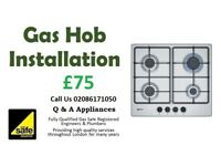 Gas Cooker Fitting & Installation - Gas - Hobs - All London Areas