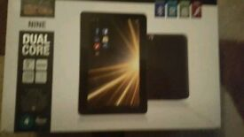 """ATAB 9"""" DUAL CORE ANDROID TABLET BLACK BOXED"""