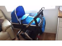 Mothercare Pram / Buggy only used for three months in perfect condition