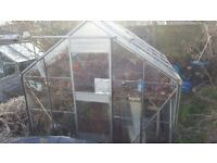 Large Greenhouse.Free but you would need to dismantle