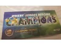 ICC Champions league trophy: 2 Sri Lanka v South Africa tickets 03/06