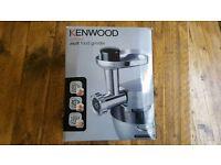 Kenwood chef/major multi foid grinder