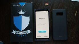 Samsung Galaxy s8 64GB Orchid Grey Unlocked