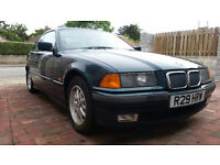 BMW 318 IS Coupe, only 65k low mileage.
