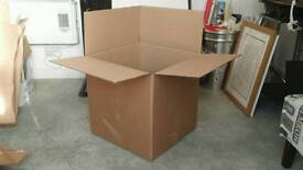 Boxes for removals