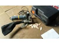 Power G biscuit jointer