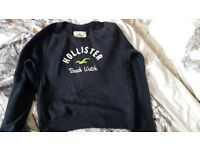 Hollister jumper- small