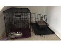 Puppy Crate - small/medium size