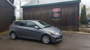 2014 Hyundai Accent GL, AUTO, NOT A RENTAL, Bluetooth, A/C Hatch