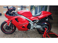 Triumph Daytona T595 Project (Immaculate Condition)
