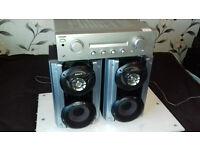 SONY Amplifier+Speakers