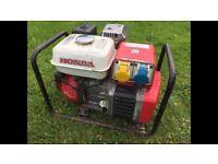 Honda eg1900 x generator