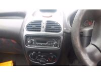 Peugeot 206 2.0 HDi D-Turbo 3dr (electric sunroof)