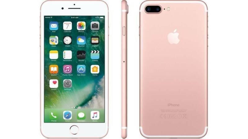 Apple iPhone 7 Plus 128GB Rose Gold (Verizon Wireless) MN4C2LL/A
