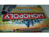 Electronic Monopoly game