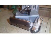 Gabor shoes and matching handbag