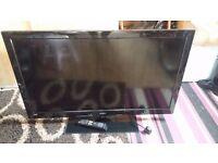 42'' inch Kogan LED tv + dvd player (not 3d LCD smart tv)