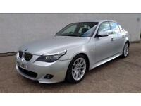 2008 BMW 525D M SPORT AUTO LCI FULL SERVICE HISTORY EXCELLENT EXAMPLE