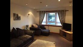 FOR LET - 2 bedroomed flat in North Muirton - available January