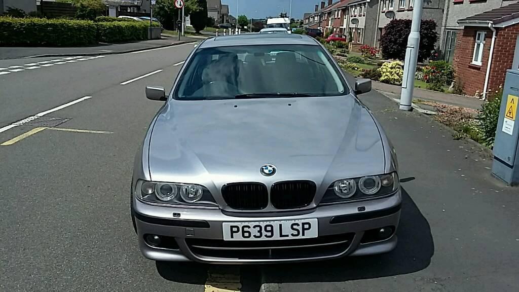 Bmw 528i E39 5 Series In Dunfermline Fife Gumtree