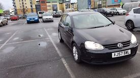 Volkswagen Golf MATCH TDI 105 A Automatic Diesel 1.9 Sat Nav 1 keeper 2 key new MOT