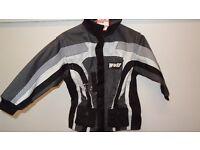 wulfsport raid jacket motocross motox quad youth junior kids size 146 approx age 5