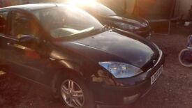 Ford focus 02 plate . Mot sep no advisory's First to see will buy £370 o.n.o