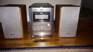 jvc micro system West Island Greater Montréal image 1