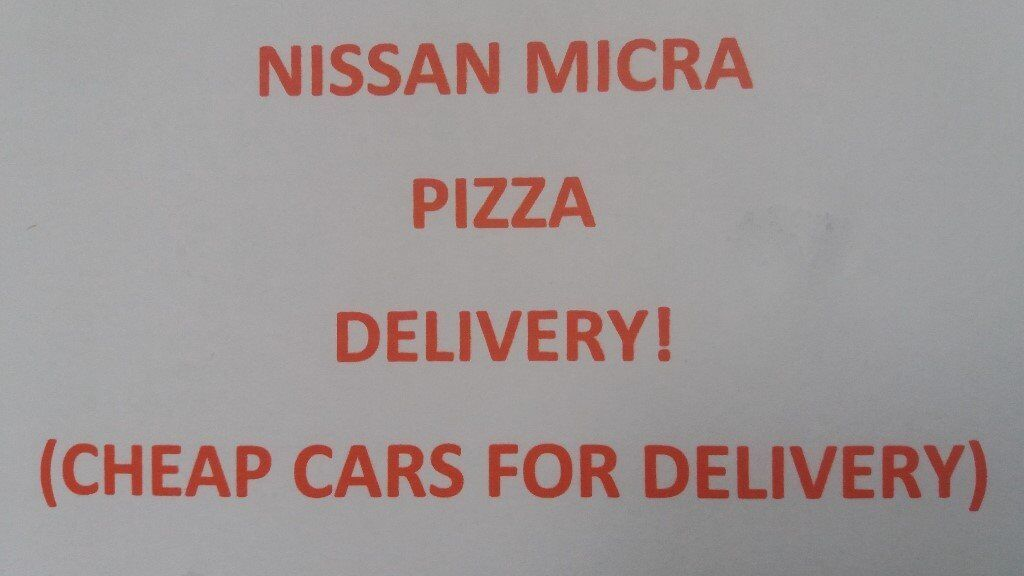 NISSAN MICRA (5) CARS FOR SALE - 5 NISSAN MICRAS FOR SALE (PRICES) £650 TO £850