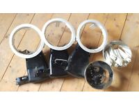 3 Thorn downlighters