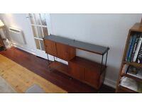 Vintage shelving unit