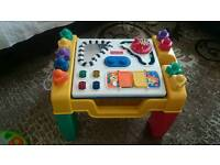Play table toy