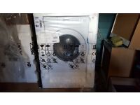 New, never used Beko WMI61241 washing machine built-in or free-standing