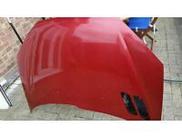 Peugeot 206 Red Bonnet