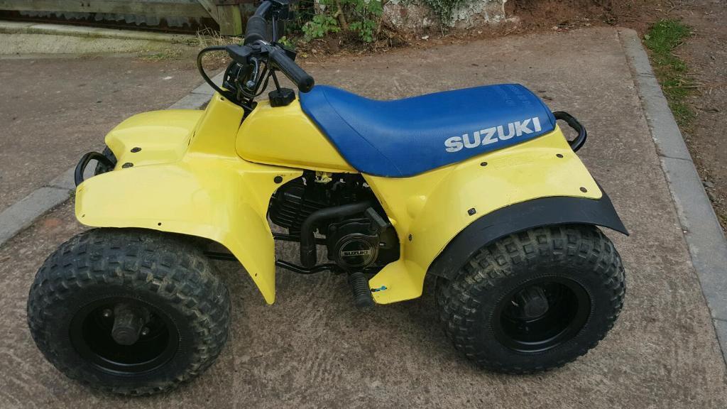 Suzuki Cc Quad Top Speed