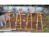 Metal conduit pipe benders (Record Power)